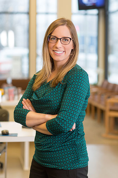 Doctor Sarah K. Hansen